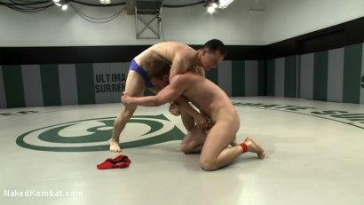 Photo number 3 from Cameron Adams vs Martin Lorenzo shot for nakedkombat on Kink.com. Featuring Martin Lorenzo and Cameron Adams in hardcore BDSM & Fetish porn.