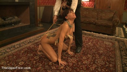 Photo number 15 from Fresh Meat Monday: Gia DiMarco shot for The Upper Floor on Kink.com. Featuring Cherry Torn and Gia DiMarco in hardcore BDSM & Fetish porn.
