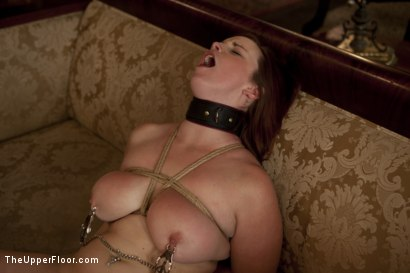 Photo number 3 from Service Session: Wolf in the House shot for The Upper Floor on Kink.com. Featuring Cherry Torn, Bella Rossi and Wolf Hudson in hardcore BDSM & Fetish porn.