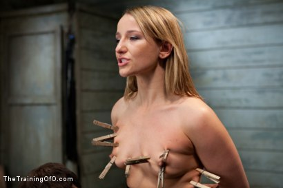 Photo number 3 from The Training of Jessie Cox, Day One shot for The Training Of O on Kink.com. Featuring Jessie Cox in hardcore BDSM & Fetish porn.