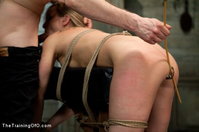 Photo number 10 from The Training of Jessie Cox, Day One shot for The Training Of O on Kink.com. Featuring Jessie Cox in hardcore BDSM & Fetish porn.
