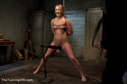 Photo number 8 from The Training of Jessie Cox, Day Two shot for The Training Of O on Kink.com. Featuring Jessie Cox in hardcore BDSM & Fetish porn.