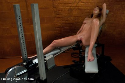 Photo number 7 from Polar opposites - double updates today shot for Fucking Machines on Kink.com. Featuring Brynn Tyler in hardcore BDSM & Fetish porn.