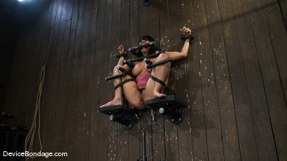 Photo number 11 from Squirmy  shot for Device Bondage on Kink.com. Featuring Charley Chase in hardcore BDSM & Fetish porn.