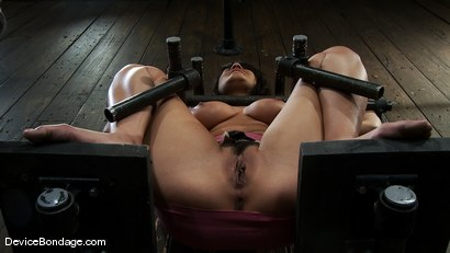 Photo number 7 from Squirmy  shot for Device Bondage on Kink.com. Featuring Charley Chase in hardcore BDSM & Fetish porn.