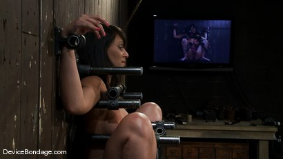 Photo number 8 from Squirmy  shot for Device Bondage on Kink.com. Featuring Charley Chase in hardcore BDSM & Fetish porn.
