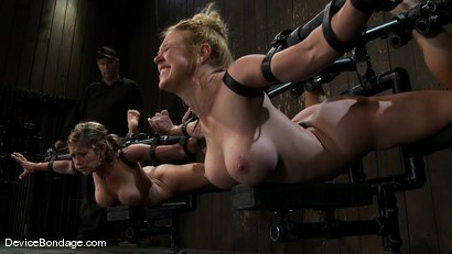 Photo number 6 from Part 1 of 4 of the April Live show. shot for Device Bondage on Kink.com. Featuring Felony, Isis Love and Dee Williams in hardcore BDSM & Fetish porn.