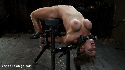 Photo number 5 from Part 3 of 4 of the <br>April Live show. shot for Device Bondage on Kink.com. Featuring Felony, Isis Love and Dee Williams in hardcore BDSM & Fetish porn.