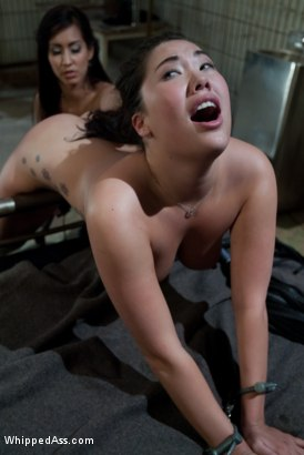 Photo number 7 from Prisoner's Bitch shot for Whipped Ass on Kink.com. Featuring Isis Love and London Keyes in hardcore BDSM & Fetish porn.