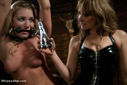 Photo number 3 from Marina Babe shot for Whipped Ass on Kink.com. Featuring Aurora Snow and Maitresse Madeline Marlowe in hardcore BDSM & Fetish porn.