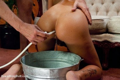 Photo number 12 from Sexy Anal Slut shot for Everything Butt on Kink.com. Featuring Steve Holmes and Riley Evans in hardcore BDSM & Fetish porn.