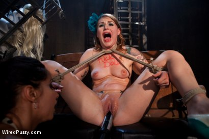Photo number 4 from Fuck Doll shot for Wired Pussy on Kink.com. Featuring Isis Love and Payton Bell in hardcore BDSM & Fetish porn.