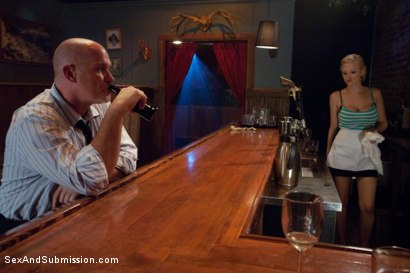Photo number 2 from The Proposal shot for Sex And Submission on Kink.com. Featuring Mark Davis and Katie Kox in hardcore BDSM & Fetish porn.