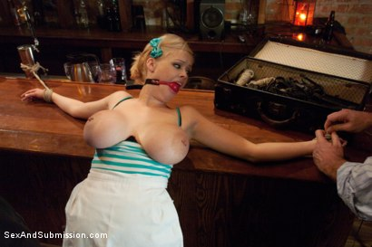 Photo number 4 from The Proposal shot for Sex And Submission on Kink.com. Featuring Mark Davis and Katie Kox in hardcore BDSM & Fetish porn.
