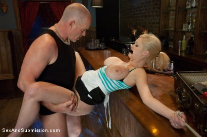 Photo number 5 from The Proposal shot for Sex And Submission on Kink.com. Featuring Mark Davis and Katie Kox in hardcore BDSM & Fetish porn.