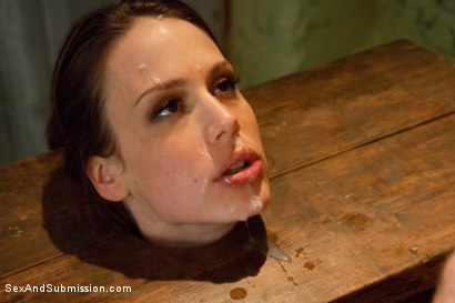 Photo number 13 from Trained and Degraded Pornstar shot for Sex And Submission on Kink.com. Featuring James Deen and Mckenzie Lee in hardcore BDSM & Fetish porn.