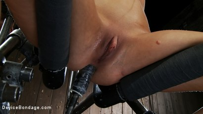 Photo number 8 from ASS Fucked into  Oblivion shot for Device Bondage on Kink.com. Featuring Rain DeGrey in hardcore BDSM & Fetish porn.