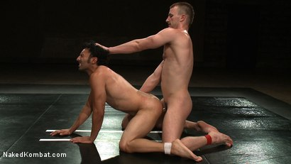 Photo number 12 from Cameron Adams vs Gianni Luca shot for Naked Kombat on Kink.com. Featuring Cameron Adams and Gianni Luca in hardcore BDSM & Fetish porn.