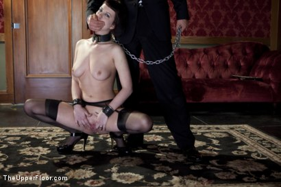 Photo number 1 from Fresh Meat: Madeleine shot for The Upper Floor on Kink.com. Featuring Cherry Torn, Madeleine Mei and Maestro in hardcore BDSM & Fetish porn.