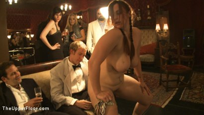 Photo number 3 from Upper Floor Pole Party shot for The Upper Floor on Kink.com. Featuring Cherry Torn, Bella Rossi, Hollie Stevens, Sarah Shevon and Holly Heart in hardcore BDSM & Fetish porn.