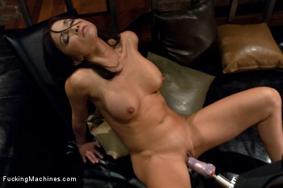 Photo number 12 from Sleepless Night shot for Fucking Machines on Kink.com. Featuring Lana Lopez in hardcore BDSM & Fetish porn.