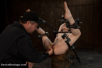 Photo number 5 from Q. How many girls can we make cry from intense multiple orgasms?<br>A. All of them... shot for Device Bondage on Kink.com. Featuring Seda in hardcore BDSM & Fetish porn.