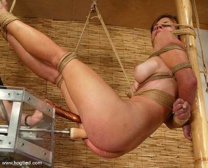 Photo number 13 from Alison shot for Hogtied on Kink.com. Featuring Danielle in hardcore BDSM & Fetish porn.