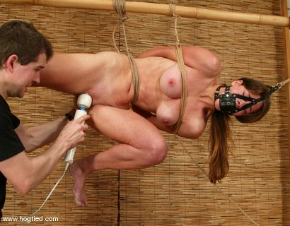 Photo number 7 from Alison shot for Hogtied on Kink.com. Featuring Danielle in hardcore BDSM & Fetish porn.