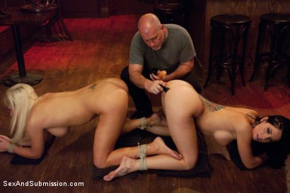 Photo number 9 from Bitch Fight shot for Sex And Submission on Kink.com. Featuring Tricia Oaks, Skylar Price and Mark Davis in hardcore BDSM & Fetish porn.