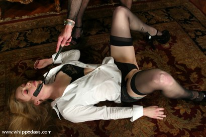 Photo number 3 from Adrianna Nicole and Kym Wilde shot for Whipped Ass on Kink.com. Featuring Adrianna Nicole and Kym Wilde in hardcore BDSM & Fetish porn.