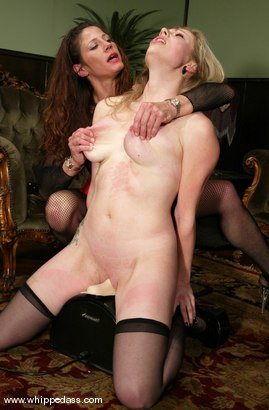 Photo number 13 from Adrianna Nicole and Kym Wilde shot for Whipped Ass on Kink.com. Featuring Adrianna Nicole and Kym Wilde in hardcore BDSM & Fetish porn.