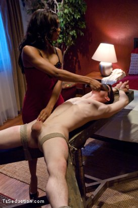 Photo number 8 from Bonus Update   Midnight Snack shot for TS Seduction on Kink.com. Featuring Sexy Jade and CJ in hardcore BDSM & Fetish porn.
