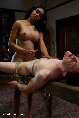 Photo number 14 from Bonus Update   Midnight Snack shot for TS Seduction on Kink.com. Featuring Sexy Jade and CJ in hardcore BDSM & Fetish porn.