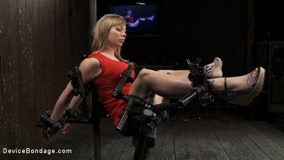Photo number 1 from Drool + Big Natural Tits = Something Very Special Indeed shot for Device Bondage on Kink.com. Featuring Adrianna Nicole in hardcore BDSM & Fetish porn.