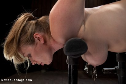 Photo number 4 from Tough Titty shot for Device Bondage on Kink.com. Featuring Adrianna Nicole in hardcore BDSM & Fetish porn.