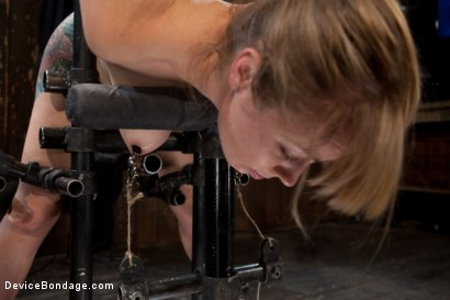 Photo number 5 from Tough Titty shot for Device Bondage on Kink.com. Featuring Adrianna Nicole in hardcore BDSM & Fetish porn.