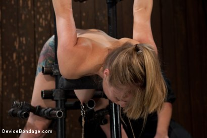 Photo number 7 from Tough Titty shot for Device Bondage on Kink.com. Featuring Adrianna Nicole in hardcore BDSM & Fetish porn.