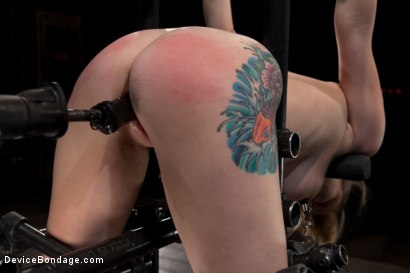 Photo number 8 from Tough Titty shot for Device Bondage on Kink.com. Featuring Adrianna Nicole in hardcore BDSM & Fetish porn.