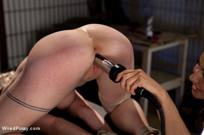 Photo number 10 from Fresh Meat shot for Wired Pussy on Kink.com. Featuring Shae Simone and Isis Love in hardcore BDSM & Fetish porn.
