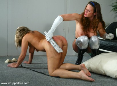 Photo number 9 from Girlie and Kym Wilde shot for Whipped Ass on Kink.com. Featuring Girlie and Kym Wilde in hardcore BDSM & Fetish porn.