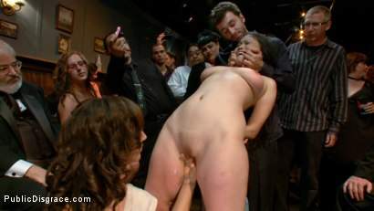 Photo number 3 from Newbie - Asian Amateur Ass Fucked and Humiliated shot for Public Disgrace on Kink.com. Featuring James Deen and Madeleine Mei in hardcore BDSM & Fetish porn.