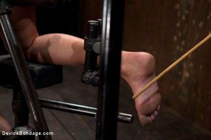 Photo number 5 from Nubile unit gets fucked harder then she has ever been fucked before!!!  shot for Device Bondage on Kink.com. Featuring Allie Haze in hardcore BDSM & Fetish porn.