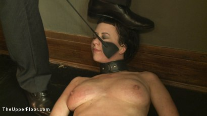 Photo number 13 from Service Session: Mopping up the Floor with Torn shot for The Upper Floor on Kink.com. Featuring Cherry Torn in hardcore BDSM & Fetish porn.
