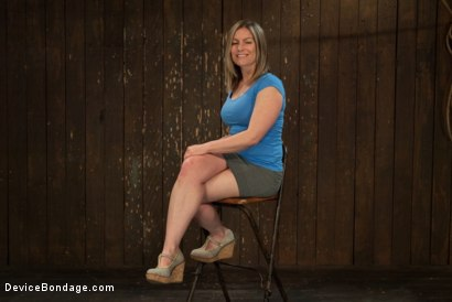 Photo number 2 from Altered State shot for Device Bondage on Kink.com. Featuring Lindsey Grant in hardcore BDSM & Fetish porn.
