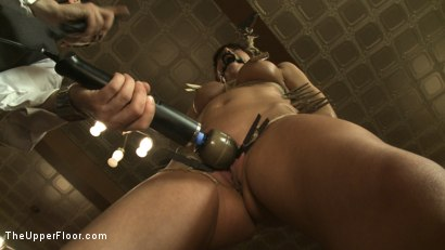 Photo number 7 from Special Event Training shot for The Upper Floor on Kink.com. Featuring Cherry Torn and Gia DiMarco in hardcore BDSM & Fetish porn.