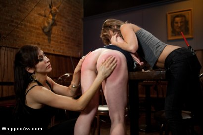 Photo number 2 from Lesbian Revenge shot for Whipped Ass on Kink.com. Featuring Vivienne Del Rio, Princess Donna Dolore, Maitresse Madeline Marlowe  and Ariel X in hardcore BDSM & Fetish porn.