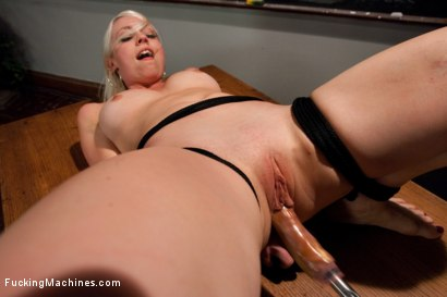 Photo number 12 from Hall of Fuckingmachines Babe <br> part 1 of her live show shot for Fucking Machines on Kink.com. Featuring Lorelei Lee in hardcore BDSM & Fetish porn.