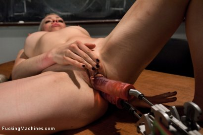 Photo number 8 from Iron Porn <br> Part 3 of the May live show shot for Fucking Machines on Kink.com. Featuring Lorelei Lee in hardcore BDSM & Fetish porn.