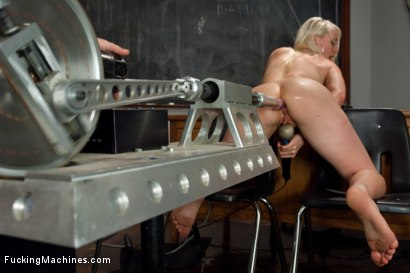 Photo number 10 from 15 Orgasms and one more for good luck shot for Fucking Machines on Kink.com. Featuring Lorelei Lee in hardcore BDSM & Fetish porn.