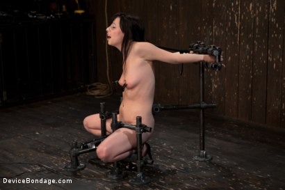 Photo number 12 from How cute is too cute? shot for Device Bondage on Kink.com. Featuring Lindy Lane in hardcore BDSM & Fetish porn.